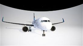 Zero G Image Flight Simulator 2020