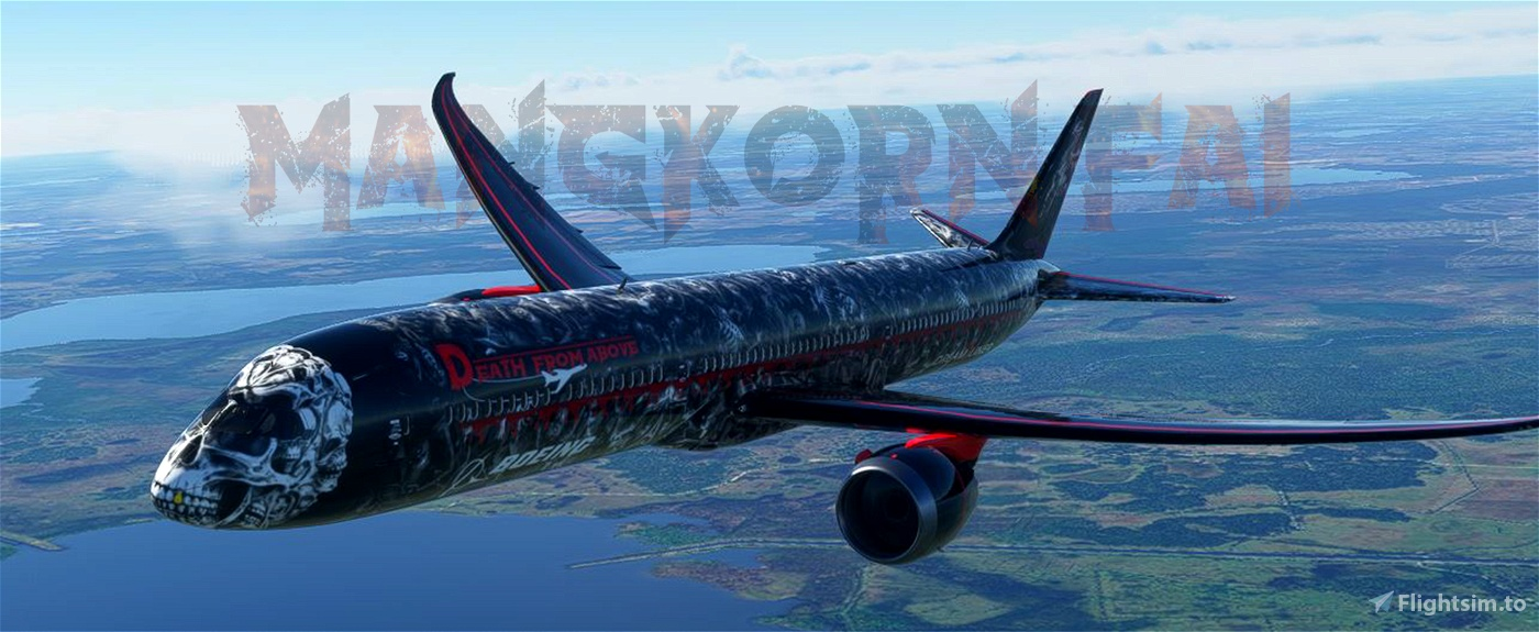 787-10 Death From Above