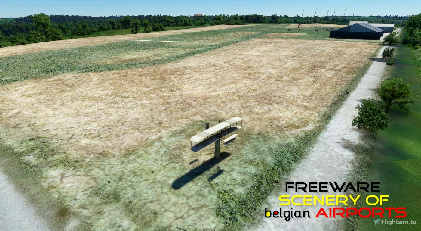 EBBN Flugplatz Büllingen, Belgium