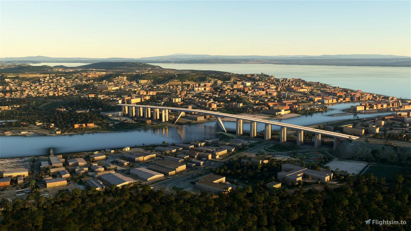 Martigues & Caronte Bridges