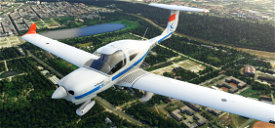 DA40 ENAC Pack NG & TDI Image Flight Simulator 2020