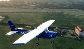 Cessna 152  livery - Plop - D-EOPS Image Flight Simulator 2020