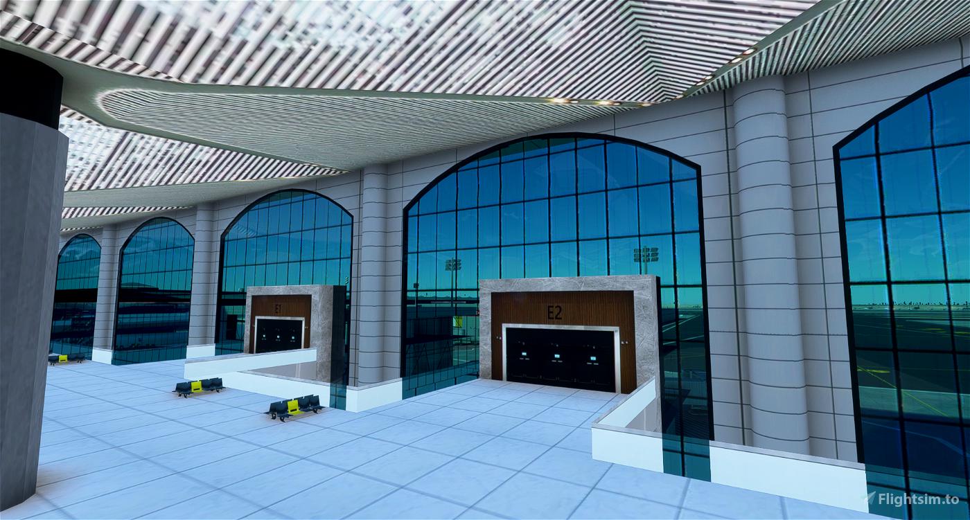 LTFM - Istanbul Airport SU5