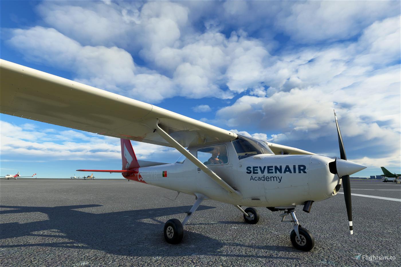 Cessna 152 Sevenair Academy