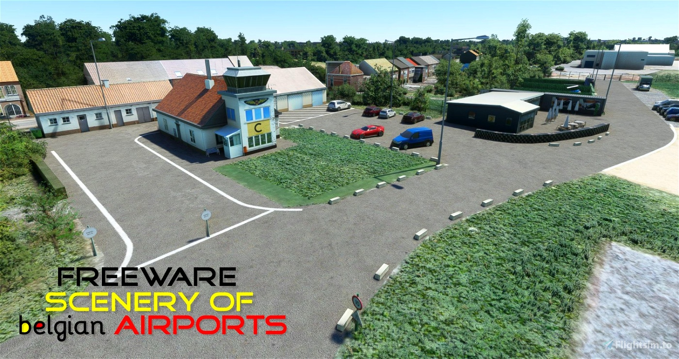 EBGB Grimbergen-Lint, Belgium Flight Simulator 2020