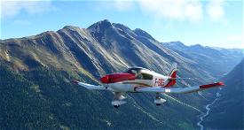 Robin DR400 Aéroclub de Dieppe F-GDES Image Flight Simulator 2020