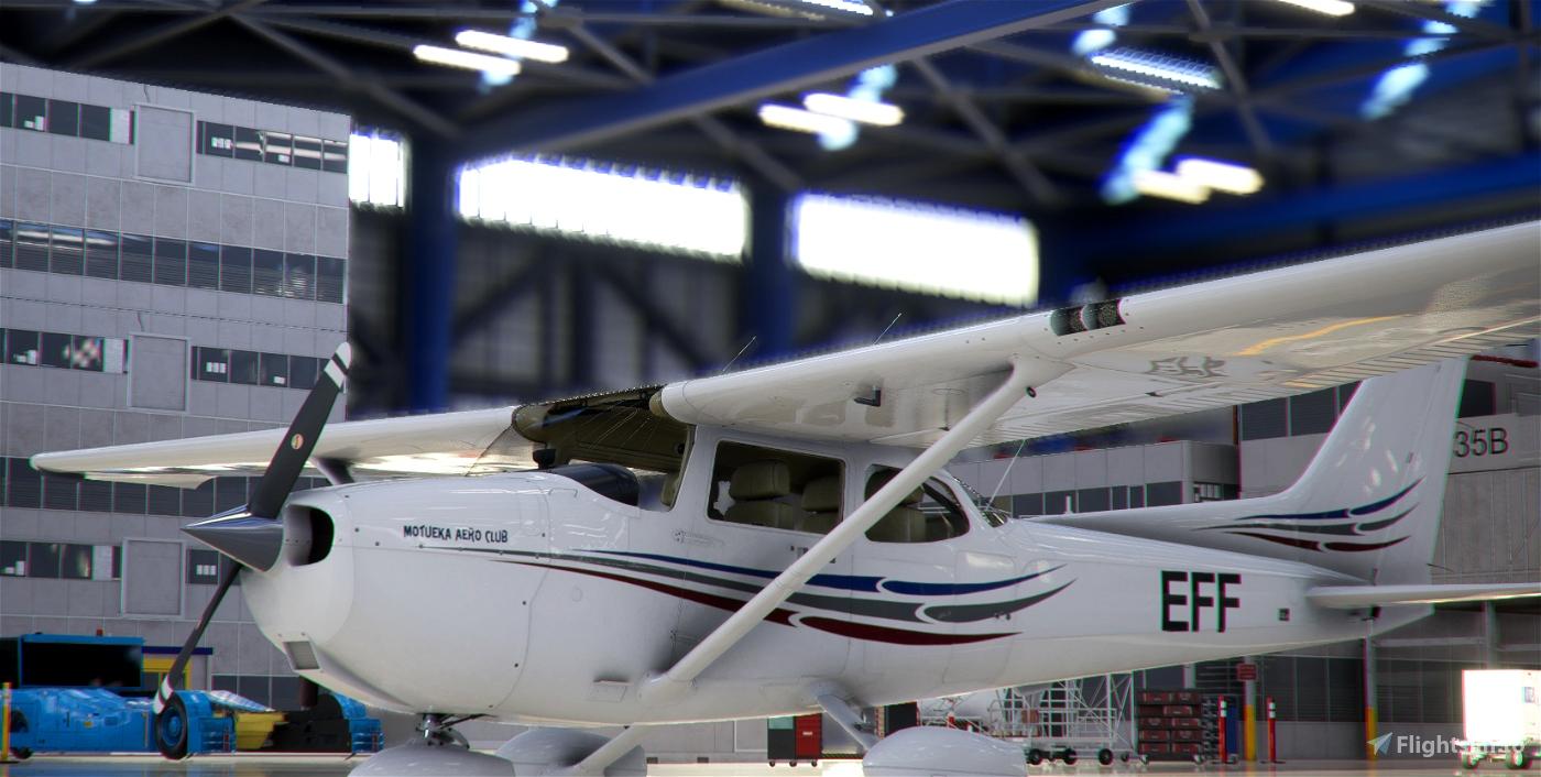 C172 Motueka Aero Club NZ (Classic)