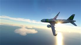 Transavia 2015 Old Livery Image Flight Simulator 2020