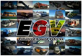 Enhanced Ground Vehicles Microsoft Flight Simulator