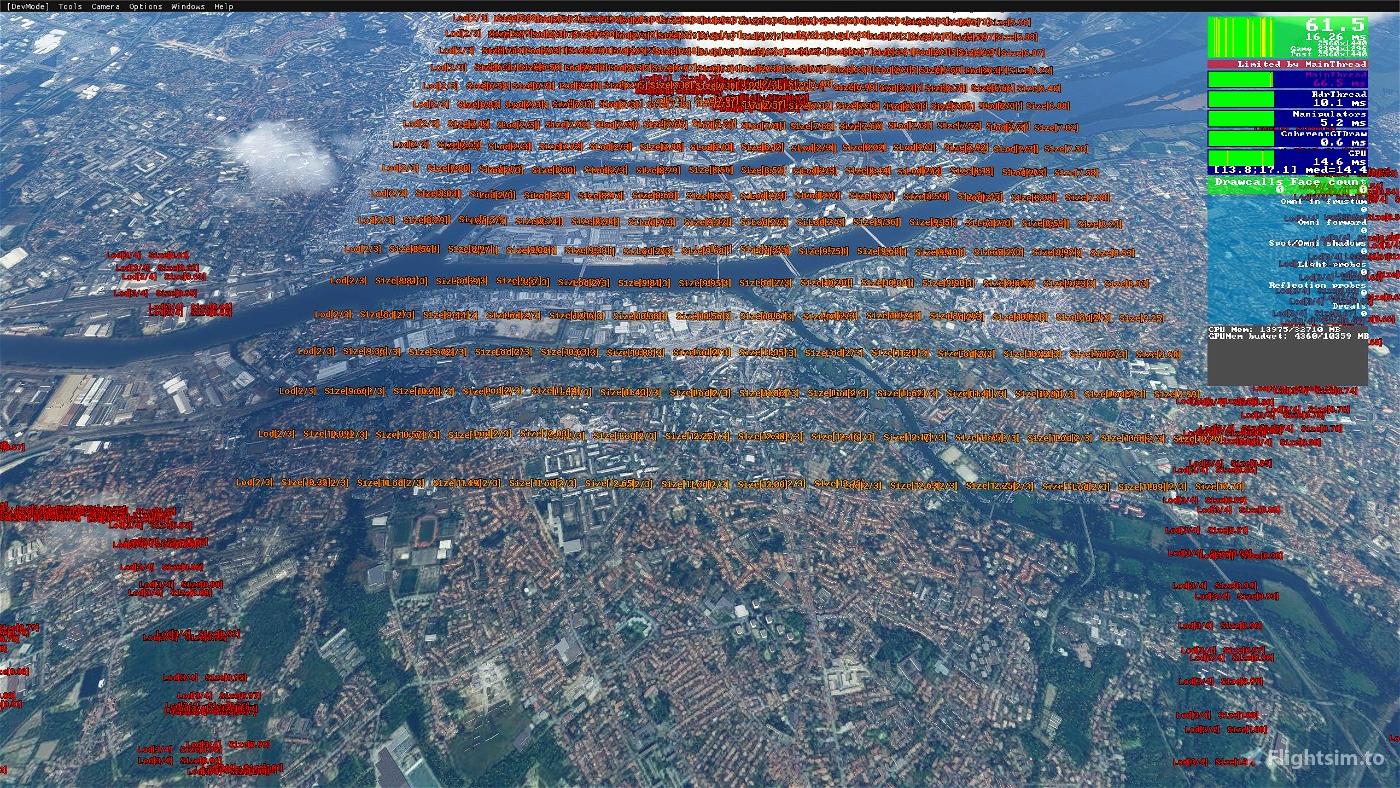 Google Earth Decoder optimization tools