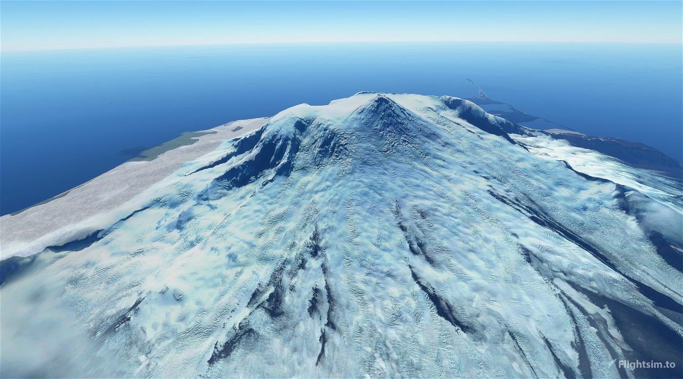 Heard Island Antarctica - Photo Scenery