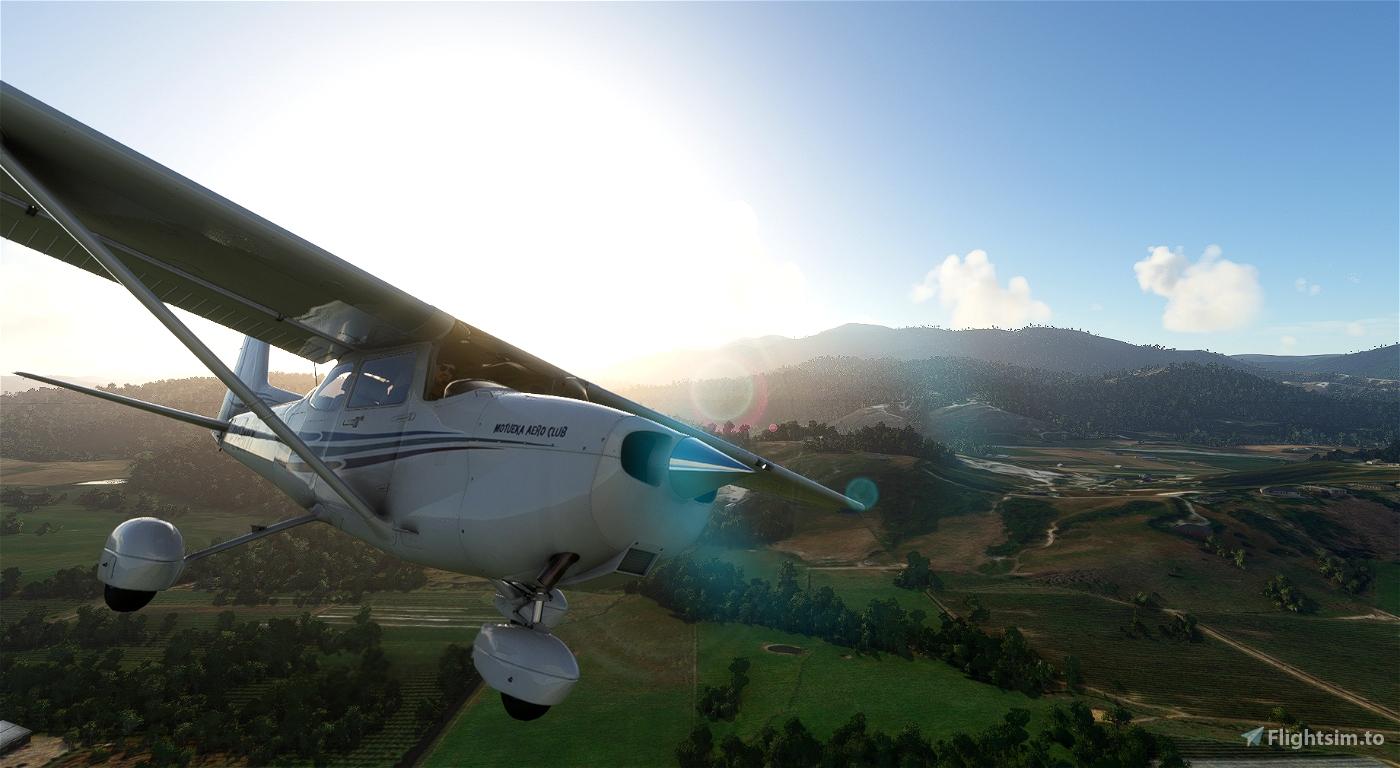 C172 Motueka Aero Club NZ (Classic) Flight Simulator 2020