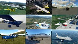 Benimix-LiverysPack Image Flight Simulator 2020