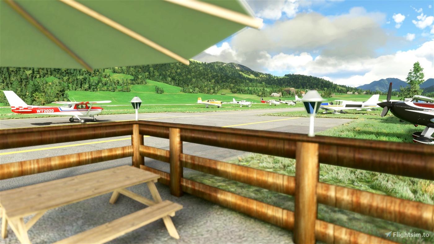 Saint Johann airport LOIJ Austria v1.1
