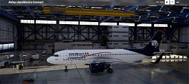 AeroMexico Connect Image Flight Simulator 2020