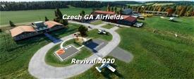CZ General Aviation Airfields: Revival 2020 Image Flight Simulator 2020