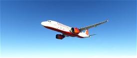 [8K] Asobo Airbus A320neo Air India Livery (VT-EXP) Image Flight Simulator 2020