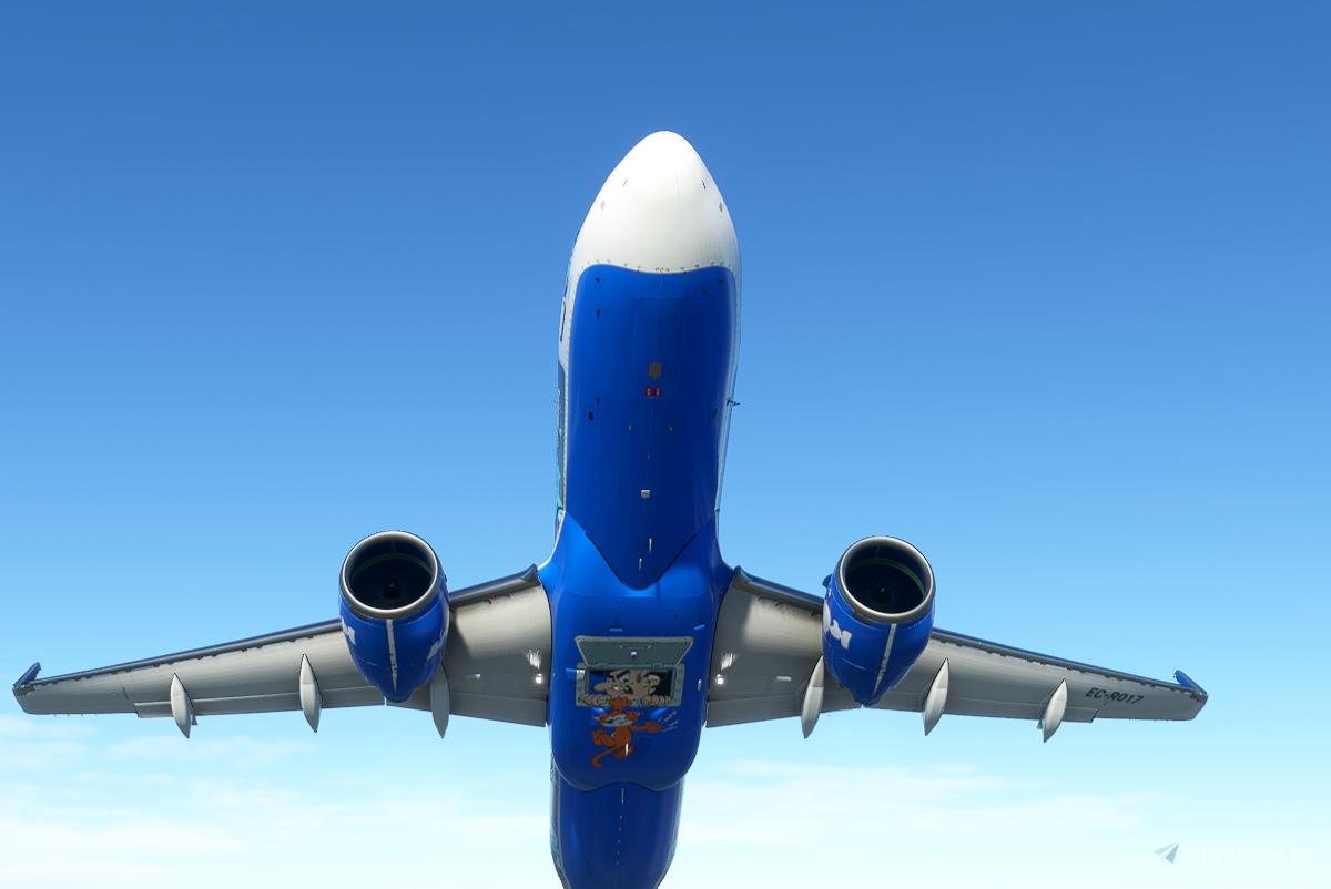 Aerosmurf Flight Simulator 2020