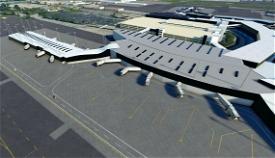 KBWI - Baltimore/Washington International Thurgood Marshall Airport Microsoft Flight Simulator