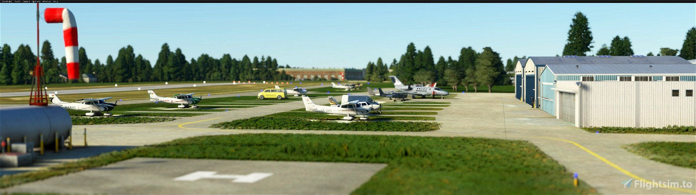 Clow-Bolingbrook Airport (1c5) - Chicago, USA suburbs