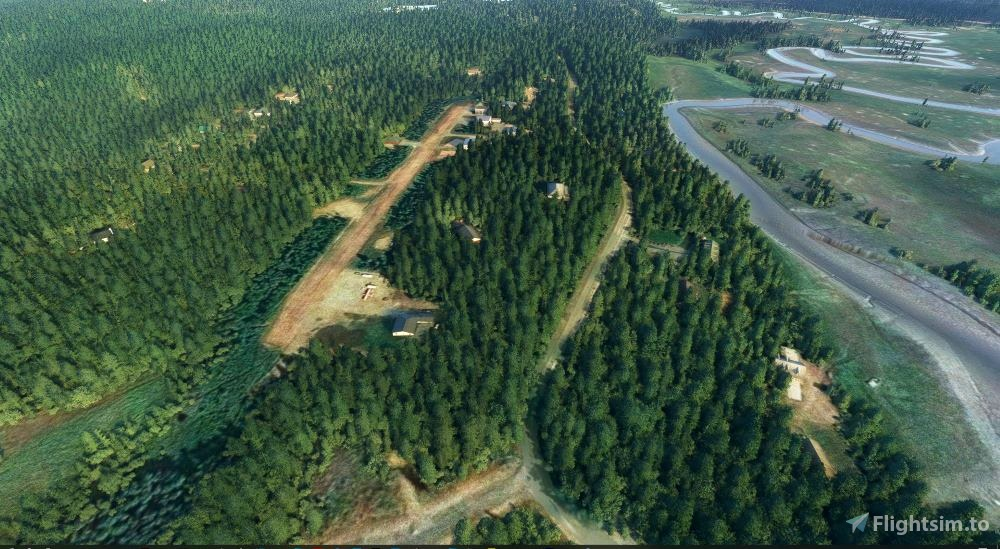 Alaska Bush Trip Image Flight Simulator 2020