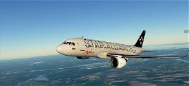 [4K] A320neo Avianca Star Alliance (N477AV) Image Flight Simulator 2020
