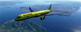 787-10 BATMAD Image Flight Simulator 2020