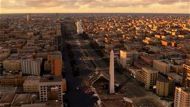 Buenos Aires zone Image Flight Simulator 2020