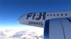 [8K] Fiji Airways Image Flight Simulator 2020