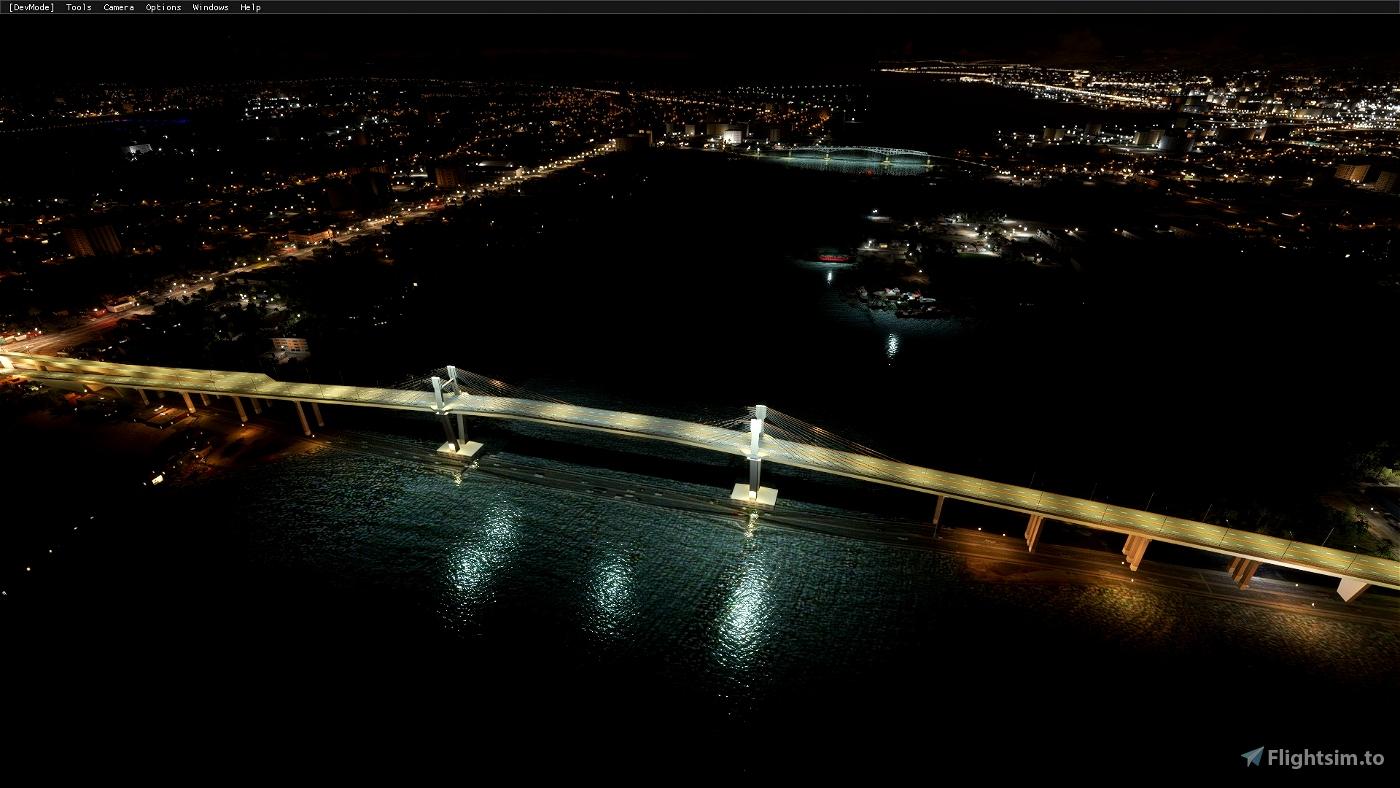 Marcelo Fernan Bridge (Cebu City,Philippines)