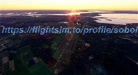 EHWO-Woensdrecht Airbase Image Flight Simulator 2020