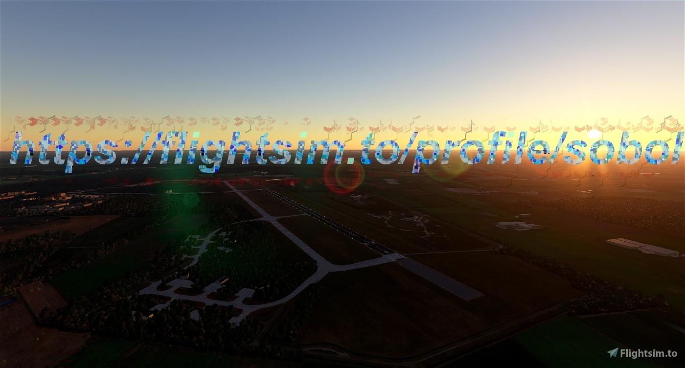 EHDP-De Peel Airbase Flight Simulator 2020