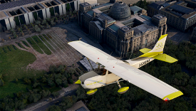 Cessna 172 AS1000 livery - 3D-4U.eu Image Flight Simulator 2020