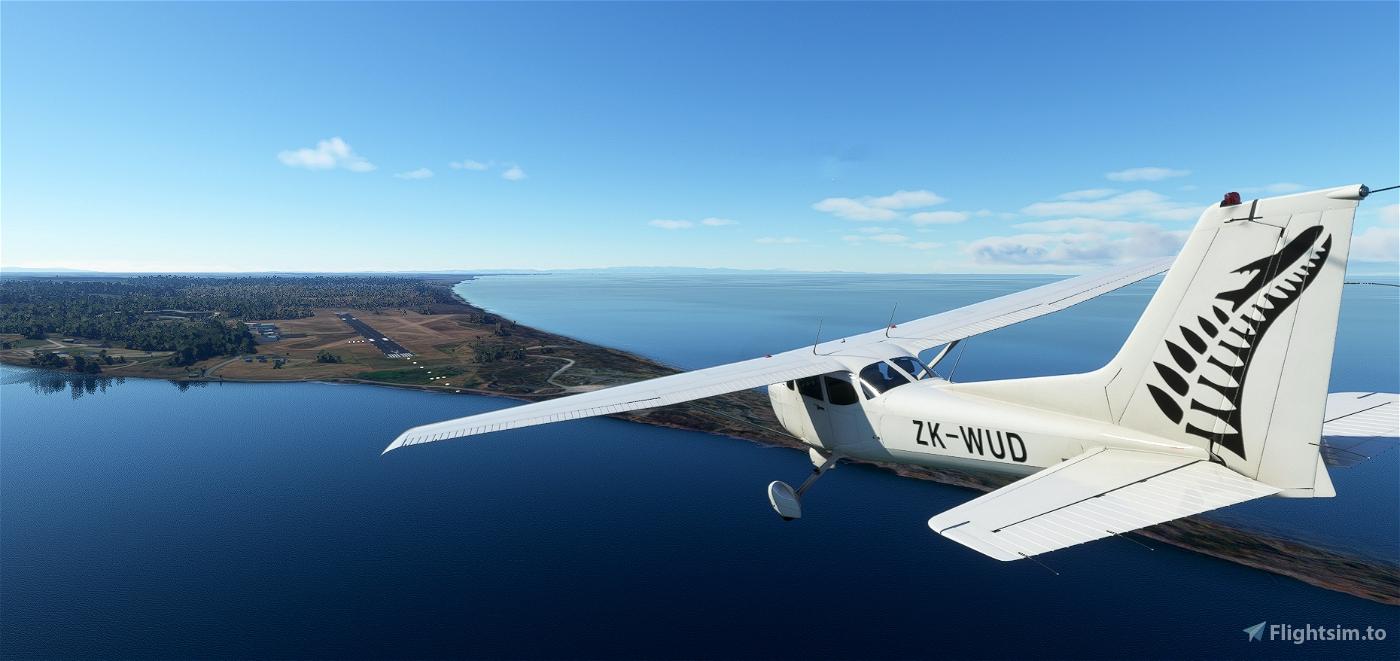 C172 NZICPA ZK-WUD (Classic) Image Flight Simulator 2020