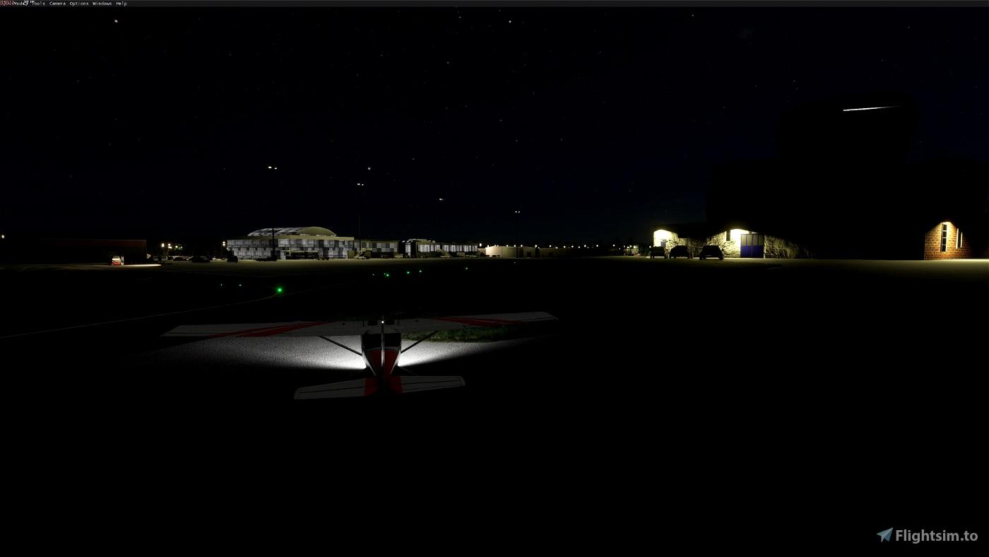 EGHH Bournemouth Airport