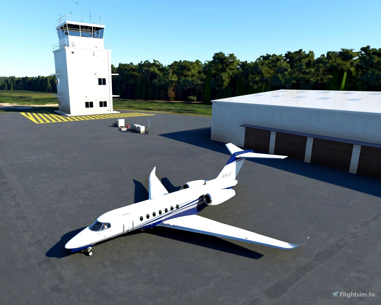 Longitude Autopilot Tuning v1.0 Microsoft Flight Simulator