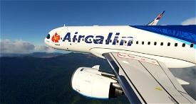 Aircalin - 8K Image Flight Simulator 2020