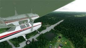 Rangeview Airstrip, Alaska (0AA5) Microsoft Flight Simulator