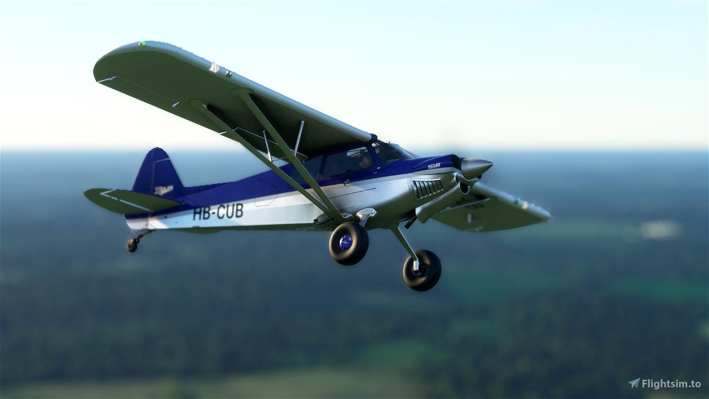 X-Cub Classic Design Midnight Blue