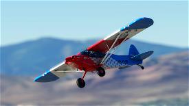 X-Cub Freedom Cub Image Flight Simulator 2020