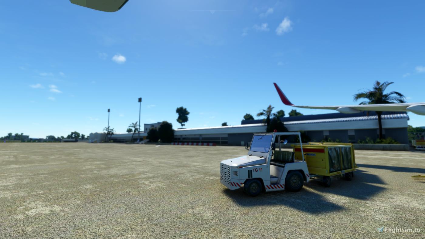 Tacloban Airport - RPVA (OLD)