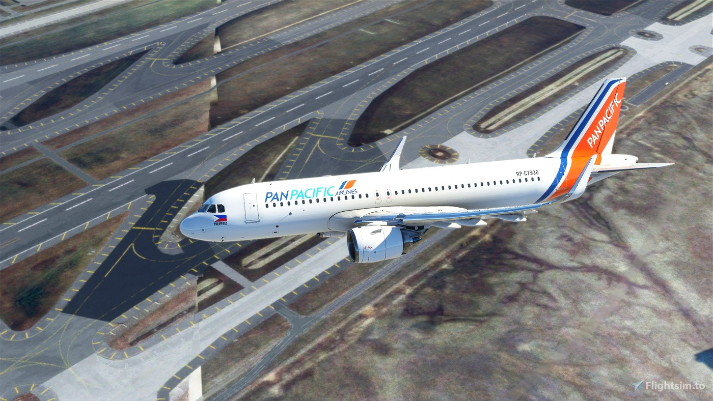 Pan Pacific Airlines [Philippines] (8K)[RP-C7936]
