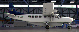 PT-OGG TAF C208B  Image Flight Simulator 2020