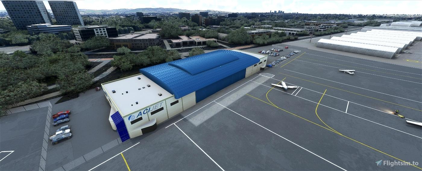 John Wayne International Airport, Santa Ana CA USA - KSNA V1.5