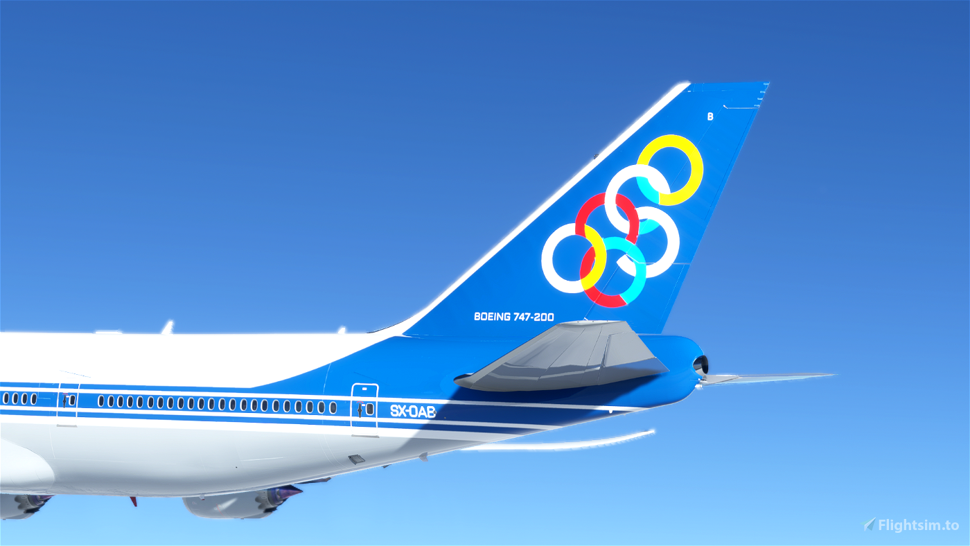 [8K] Olympic Airways (SX-OAB)