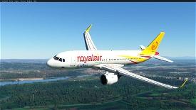 Royal Air Philippines (8K)[RP-C9799] Image Flight Simulator 2020