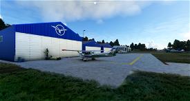Tver Landmarks and Volzhanka airfield (UGOR) Microsoft Flight Simulator