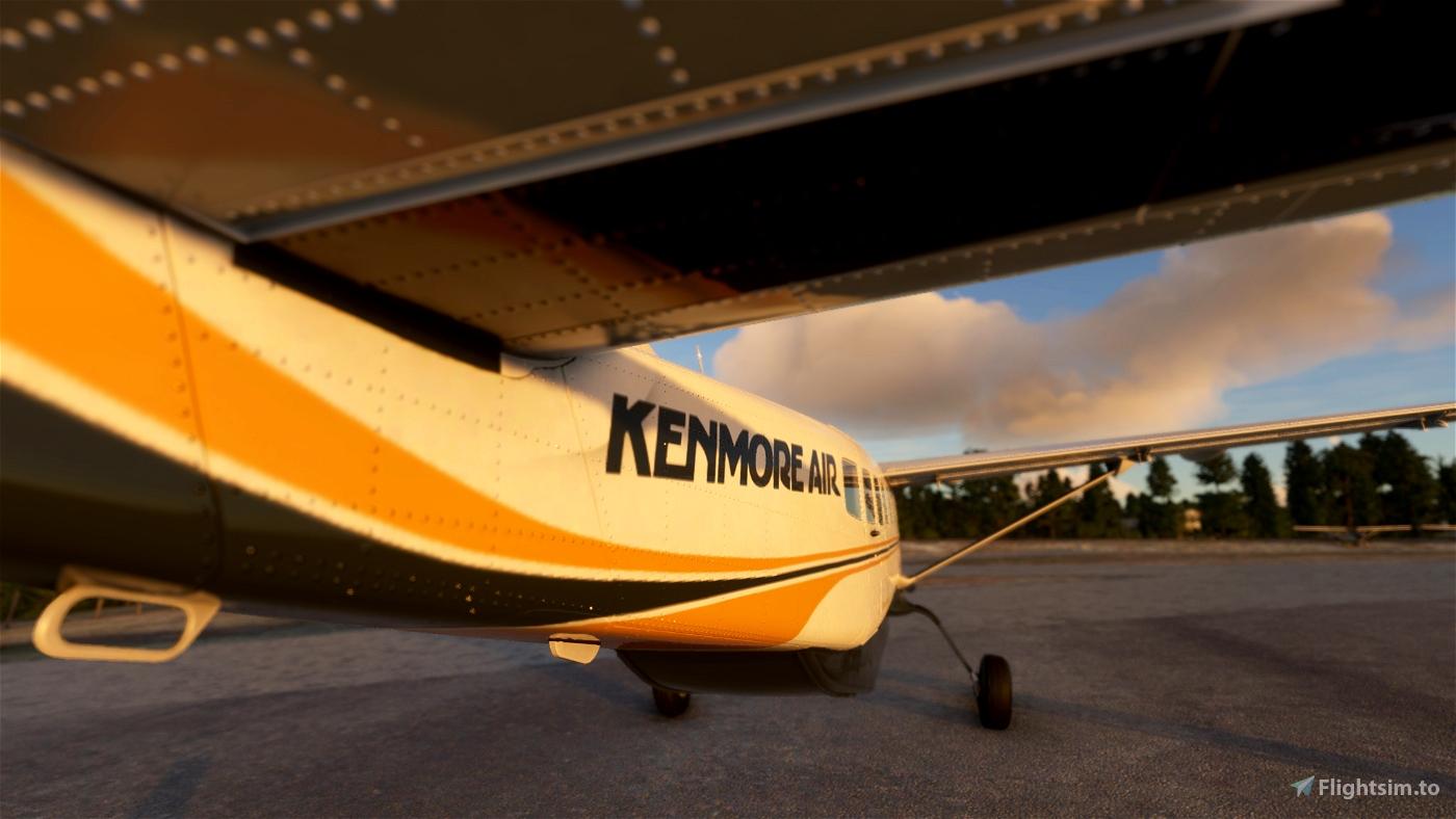 CESSNA 208 B - KENMORE AIR