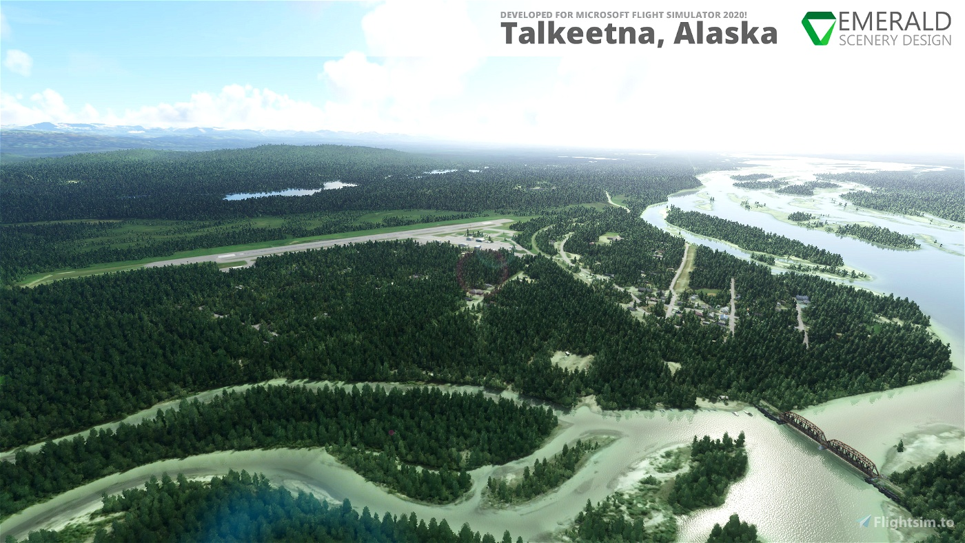 Talkeetna Airport, Alaska (PATK)