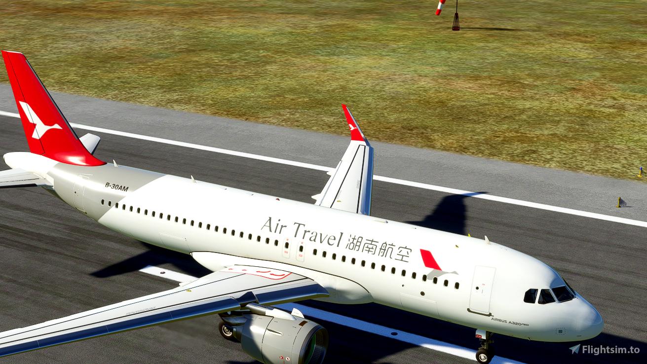 Air Travel (Hunan Airlines)